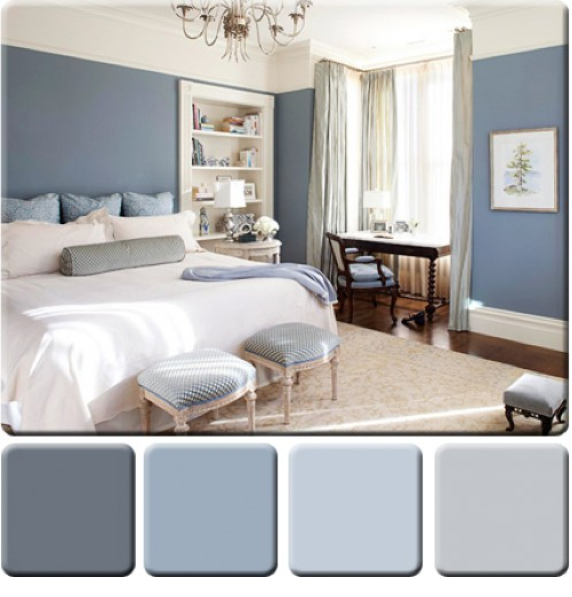 Bedroom Colour Grey Bedroom Wall Almirah Designs Green Bedroom Accessories Vintage Bedroom Accessories: Monochromatic Schemes In Design